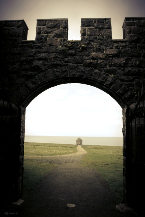 Mussenden, Northern Ireland.