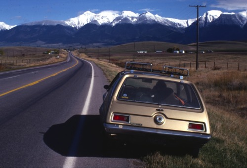 Somewhere in northwest Montana, 1978.