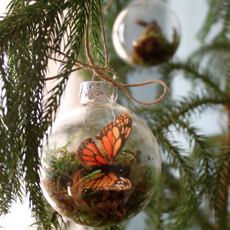 laurastrange:  (via made with love: terrarium ornaments | Design*Sponge)