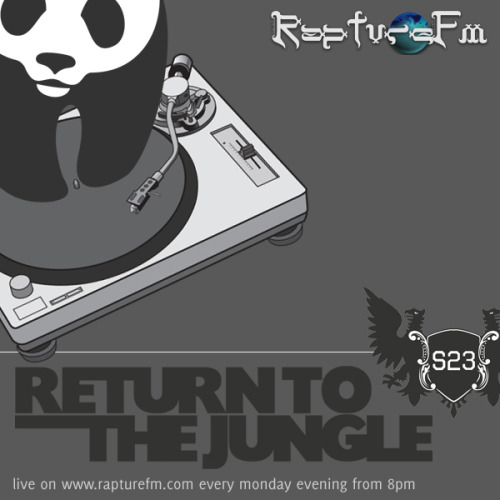 Return to the Jungle radio returns this evening on Rapture FM bringing a whole host of classic Jungle tunes mixed with a bit of upfront Drum & Bass.  Show starts at 8pm and goes on till around 10pm. You can now stream Rapture FM via your smart phone so no need to even go near a computer this evening. Just use the Tunein app Anyone that misses out can stream the audio in a few days from my Mixcloud page. *All bold text contains links