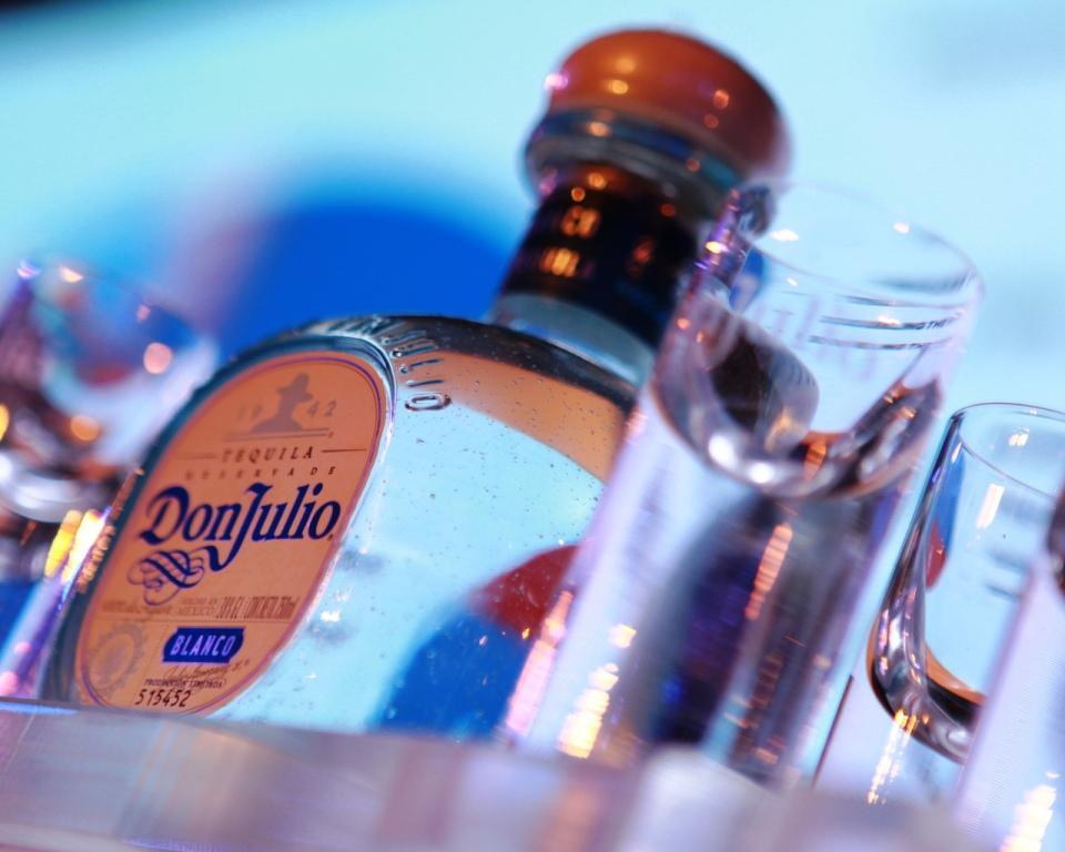 "From the best mixologists in the world, the Don Julio Luxury Drop™ combines the highest quality ingredients with a social ritual, served in a refined shot glass. This is my idea of World Class bartending and of course everyone has their own ideas but if I were to create a luxury drop, I would do it as follows; 45ml Don Julio Reposado 10ml Espresso Syrup (Home made) 1 tbsp of coffee creamer  5ml After Shock Liqueur Combine all ingredients in a gold plated 3 piece shaker with ice and shake vigorously. Pour into sexy shot glasses and serve with the ritual of a ""high 5""!"