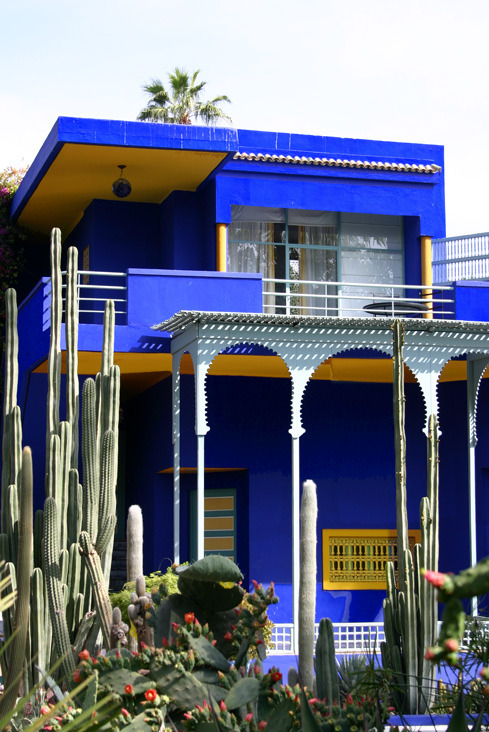 Marrakech | Morocco (by Couleurs Majorelle, a photo from Marrakech, South | TrekEarth