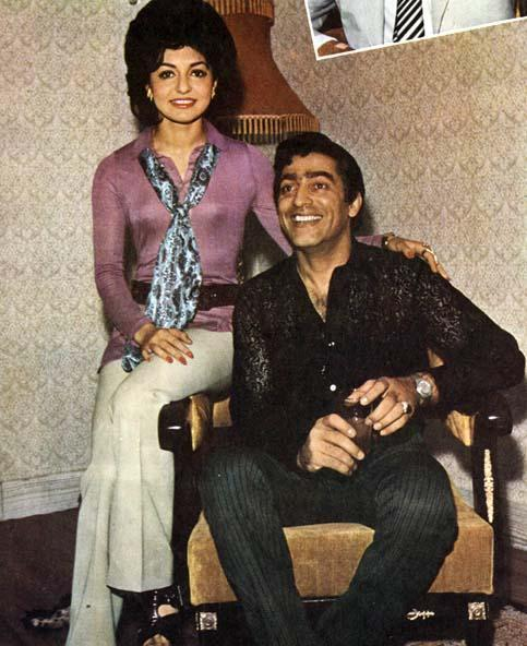 Fardin and googoosh