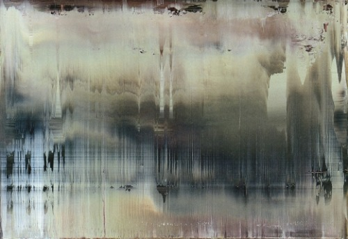 wedesireabridge:Gerhard Richter, Abstract Painting. 2000