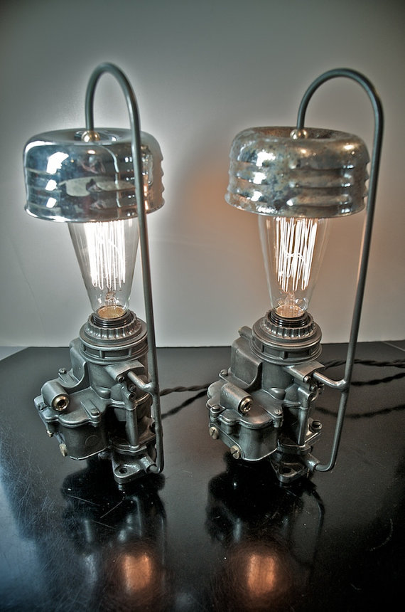 ihatemotorcycles: carb lamps