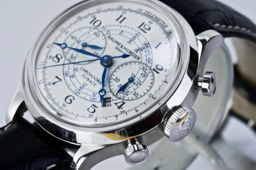 Our man Jason Heaton reviews the Baume & Mercier Capeland Flyback.   Read the full story here.