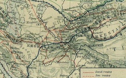 The Silk Road Through Afghanistan | The Country's Economic Future Lies in its Region   As  international partners gather in Bonn to plan a withdrawal after 10  years of fighting in Afghanistan, the U.S. deputy secretary of state  makes a case for an economic foundation for the country's future. Read full article.