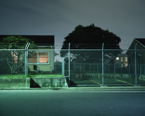 Negishi Housing Area #1 (US Navy), Yokohama, Japan. 2009 Greg Girard