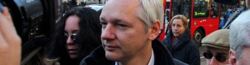 Julian Assange gets one last change to fight extradition: The Wikileaks leader has 14 days to make his case in front of the British Supreme Court (regarding a single technicality). This is his final lifeline — if this falls through, he heads to Sweden to face sexual assault charges. source Follow ShortFormBlog