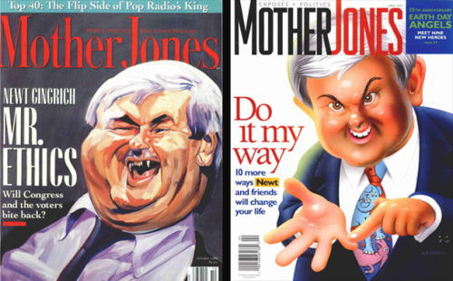 motherjones:  Newt Gingrich is flying high—but it won't last. Here are 13 reasons why Newt won't win the GOP nomination.