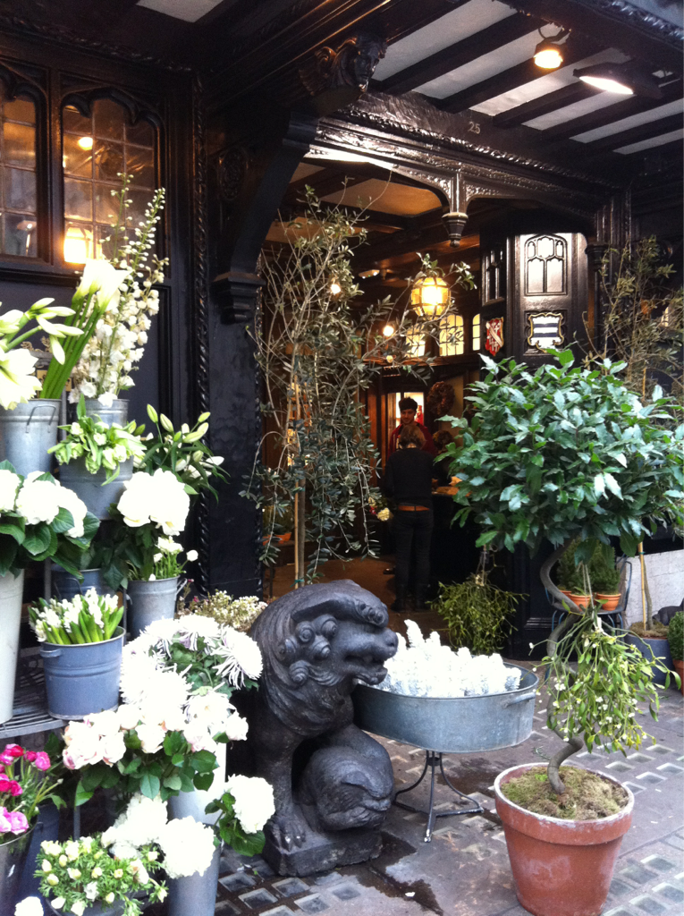 Romantic Mistletoe and Wintery Whites @realwildatheart @LibertyLondon @Liberty_Fairy