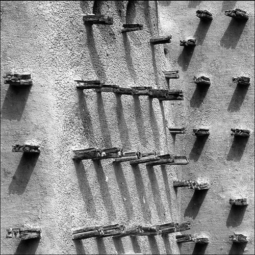 elemental 14 mud mosque mali (timbuktu) by Robert van Koesveld    [+] Via (always) Learning to See … Thank you.