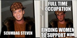 Scumbag Steve(N)  Different races, same person