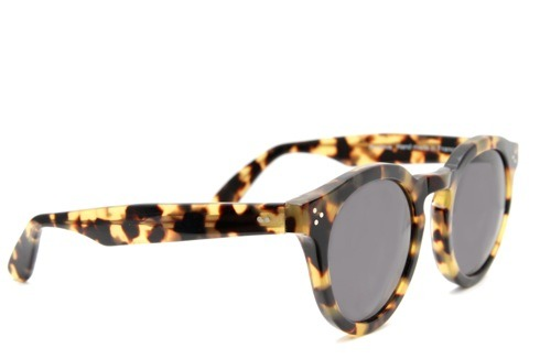 Editor's Pick: Dasha for Illesteva Sunglasses Celeb-friendly sunglass purveyor Illesteva has teamed with Russian model-turned-philanthropist Dasha Zhukova on two models of tortoise-shell sunglasses in an iconic shape. Each frame will be produced in only 100 pairs of tortoise, and light tortoise, that are handmade in France. The winning bit? A portion of the proceeds from sales of the shades will go to Restoring Vision, which provides glasses to people in need all over the world. Check out more pics and where to get them, here.