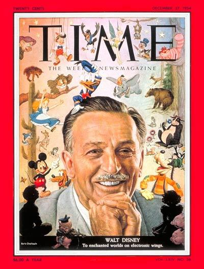 Happy 110th birthday, Walt Disney
