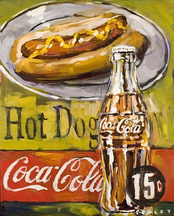Hot Dogs and Coke | Steve Penley