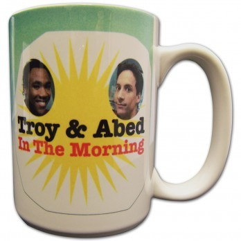 Troy & Abed In The Morning mug can be bought right here! http://www.nbcuniversalstore.com/community-troy-and-abed-mug/detail.php?p=265504&v=nbcu_best-of-holiday