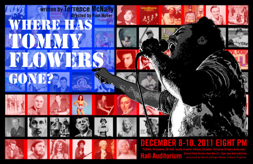 oberlintandd:  TOMMY FLOWERS THIS WEEK GET YOUR TICKETS