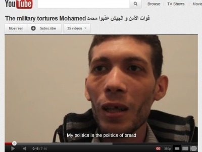 nohaatef:  السياسة بتاعتي هي لقمة العيش… Watch the interview here: http://www.youtube.com/watch?v=qv8esL-Igvc via @tabulagaza