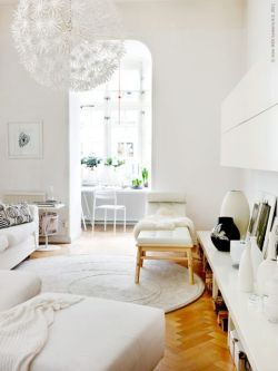A home in Sweden. Photo by Nina Broberg for Ikea Livet hemma.