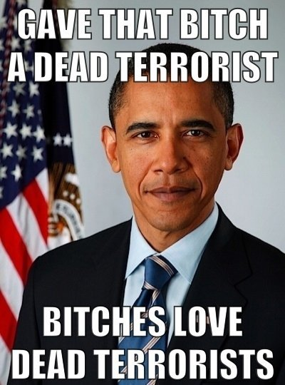 thedailymeme:  Barrack Obama