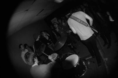 The Dojo. 12/3/11- We love Nick Stutsman for bringing his camera and moshing and jumping around during our set. Also for playing cool, and pretty music