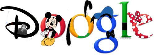 "lvoedisney:  Since Google didn't do anything for Walt Disney's birthday (which I'm upset about!), I made my own. Dedicated to Walt Disney<3 lvoedisney:  adisneyheart:  rjthecunning:  i like that the ""G"" is the Disney ""D."" because when we all thought that was a backward G when we were littler.  Guilty^  My masterpiece that I made on Walt's birthday just showed up on my dash! :) I wish I can clean this up a little… I totally didn't erase very well.. hahahaha."