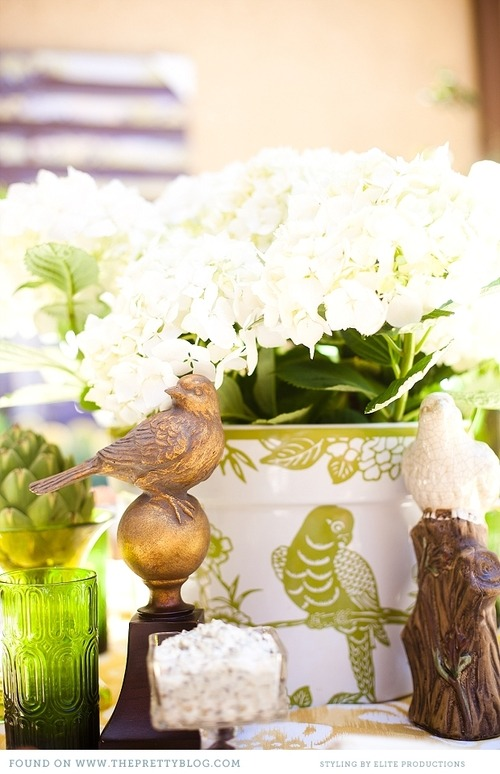 rozog20:  Garden Party {Spring Decor}