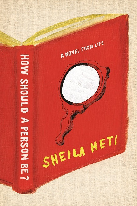 sheilaheti:  The cover of the U.S. edition of How Should a Person Be? is here! And the book is now available for pre-order from Amazon in the States… The book has been rewritten somewhat. It's 330 pages.  The last book from Chad Harbach's Year in Reading! I'm putting in my pre-order  right now.