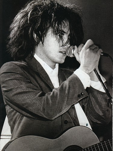 Oh dear heart. Robert Smith.