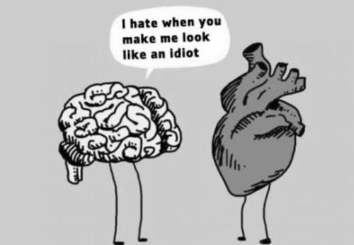 I hate it when you make me look like an idiot…. :(