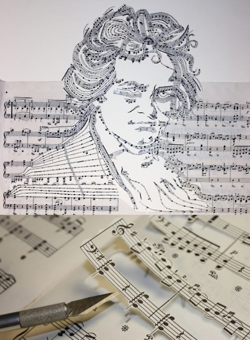 Beethoven by Erika Iris Simmons