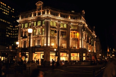 This is the H&M in London…….!