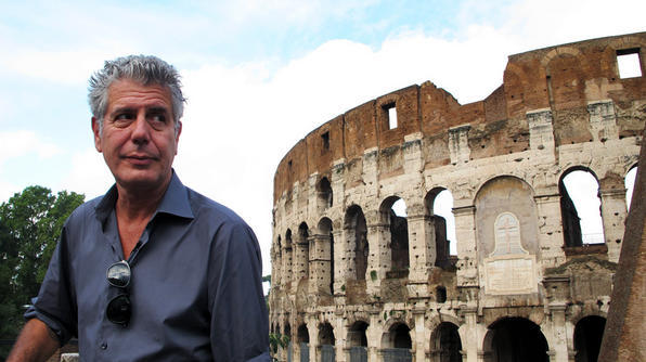 travelchannel:  Tony's all new in Rome tonight. Make sure to catch an all new Layover at 9|8c.
