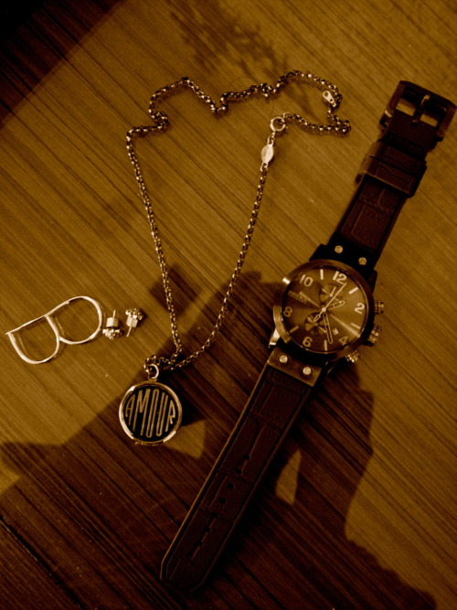 #CAPTURED. My accessory swag at the moment. <3 xo
