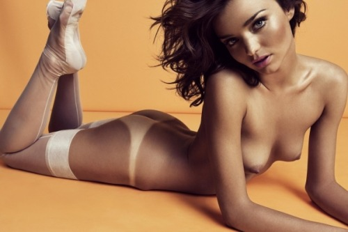 nudehaute:  Miranda Kerr  she is just absolutely perfect.  *sorry for the nudity.