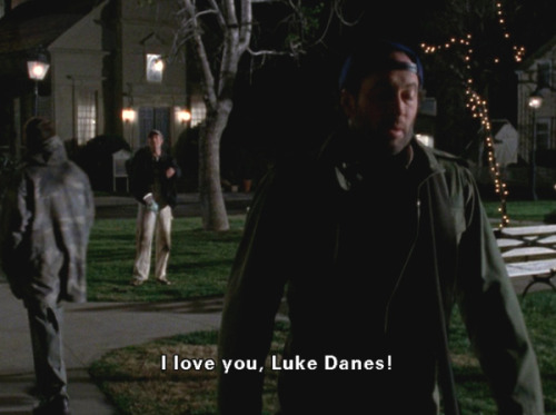 ~I LOVE YOU, LUKE DANES!~