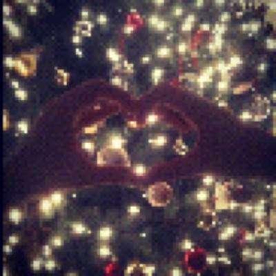 #Christmas #Love  (Taken with instagram)