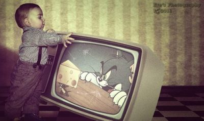 REBLOG if you WATCHED TOM&JERRY when u were a KID.