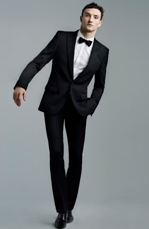 Zara Man Evening 2011 Lookbook