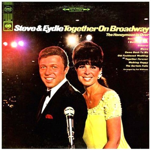 Steve Lawrence & Eydie Gorme - Walking Happy