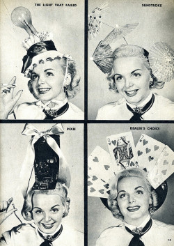wacky hats from gay paree by extrabox on Flickr.