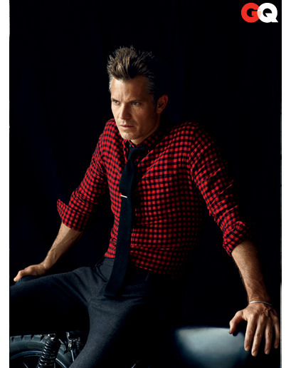 Timothy Olyphant - GQ by Nathaniel Goldberg, December 2011