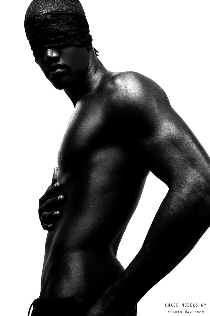 chasemodelsny:   The Black Book Model : Minkah  Davidson Photographer Vince Chase Pixs