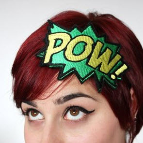 POW Headband, anyone?
