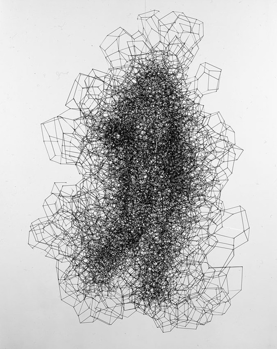buddybradleyblog:  Antony Gormley via CocaColla