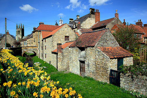 allthingseurope:  Helmsley, North Yorkshire, England (by Tall Guy)