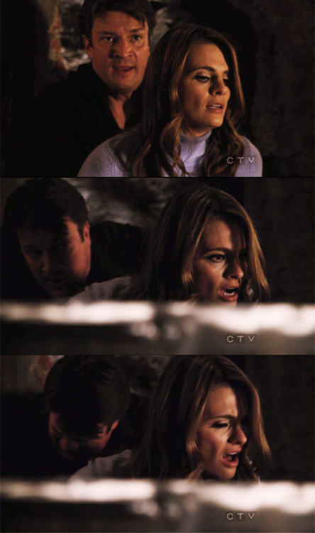 Caskett porn at its best *-*