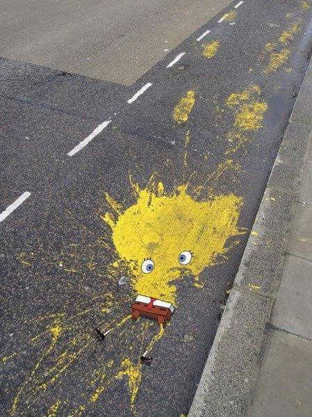 Death of SpongeBob