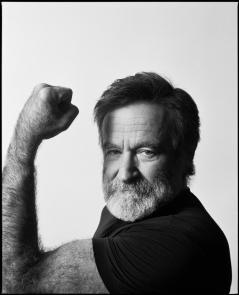 Robin Williams, SF Comedy Legend.